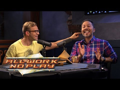 All Work No Play - Premieres Sept 28 on Twitch!