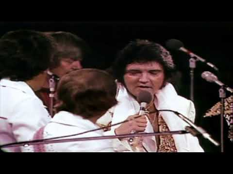 Elvis Presley - Early Mornin' Rain ( Live 1977 ) [CC ]
