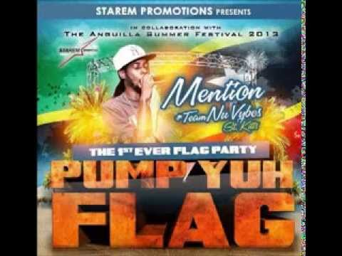 NU VYBES LIVE @ PYF Anguilla 2013 Starem Promotions    (AUDIO)