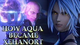 How Aqua Became A Xehanort REVEALED! | Kingdom Hearts 3 Theory