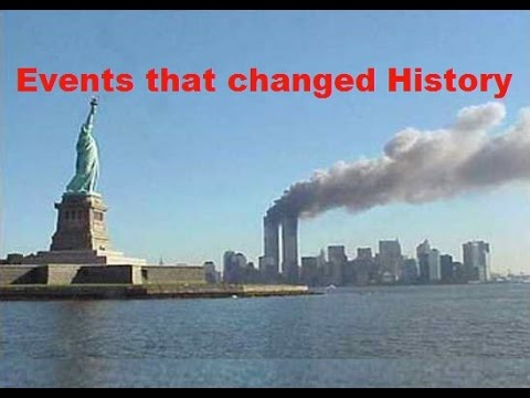 Top Historical Events in history That changed the World | Most Important moments