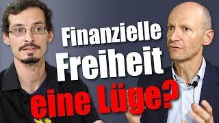 Gerd Kommer vs. Frugalist: Ist Rente mit 40 möglich oder nur eine Illusion? // Mission Money