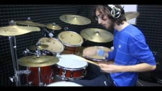 Athena-Ben Böyleyim Drum Cover by Harid Taşkın Video