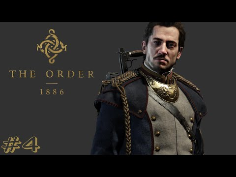 The Order: 1886 - Walkthrough Part 4 - Chapter 3 - Inequalities (NO COMMENTARY)
