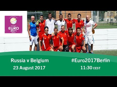 Download Youtube: Russia vs Belgium | IBSA Blind Football European Championships