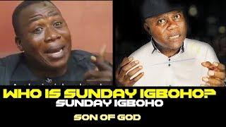 WHO IS SUNDAY IGBOHO?