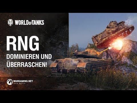 RNG. Dominieren und überraschen! [World of Tanks Deutsch] thumbnail