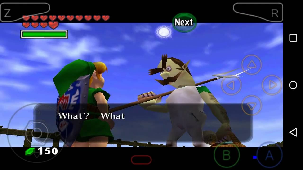 zelda ocarina of time 3ds rom