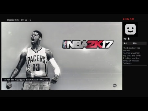 How to make copying game faster 2k17