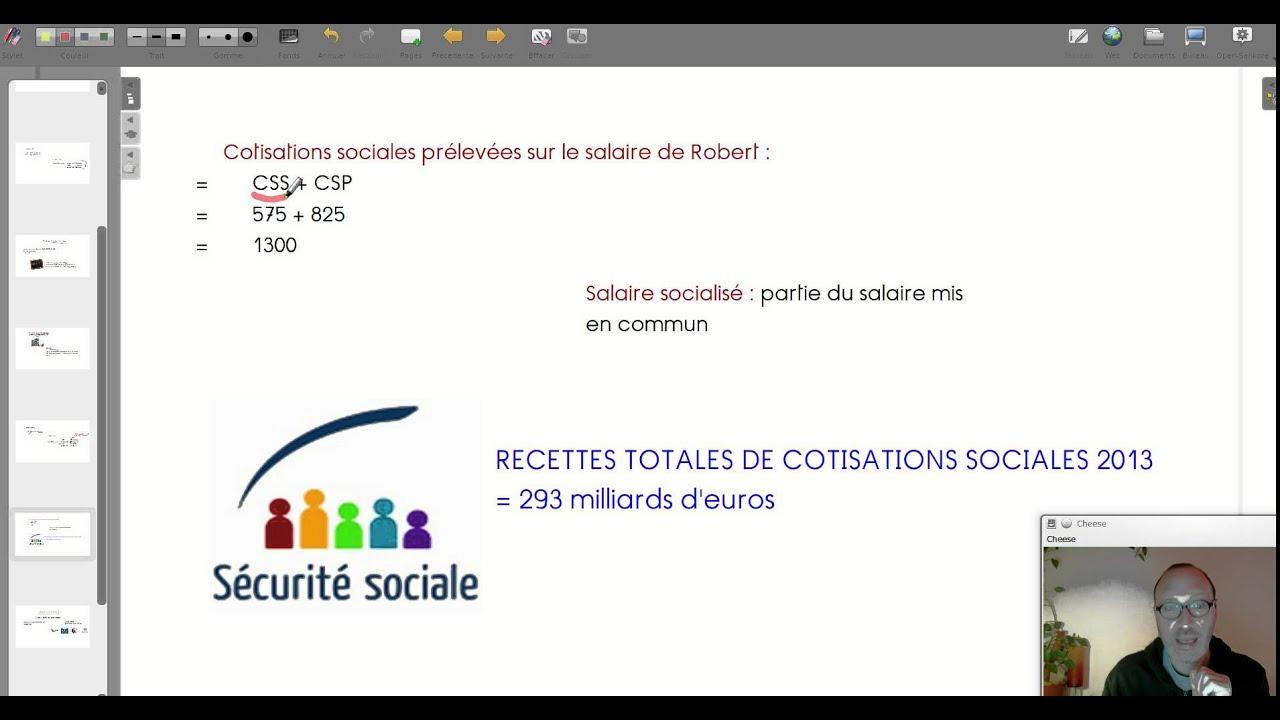 Salaire Brut Et Le Salaire Net Quelle Difference Economie Youtube