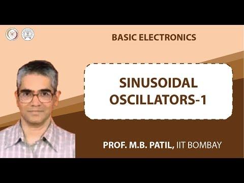 Sinusoidal oscillators 1