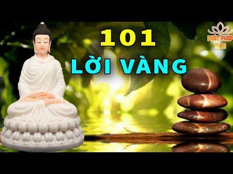 Đêm Mất Ngủ Lo Âu Hãy Nghe 101 Lời Vàng Phật Dạy GIÚP ĐẮC NHÂN TÂM Thấu Hết Sự Đời Tâm An Ngủ Ngon