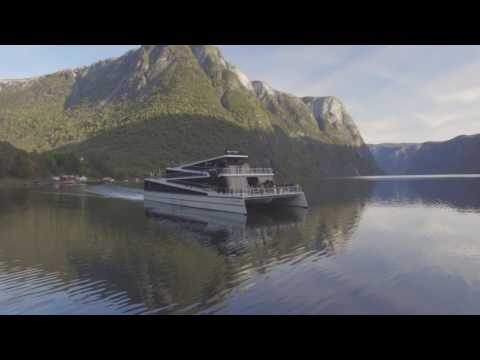 Running of batteries: Powering the Vision of the Fjords
