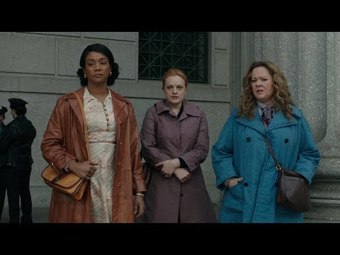 KOST Articles - New Film Alert! Melissa McCarthy, Tiffany Haddish & Elisabeth Moss Lead!