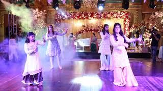 Tenu Suit Suit Kerda Mehndi Dance 2018 - Best Bollywood Dance