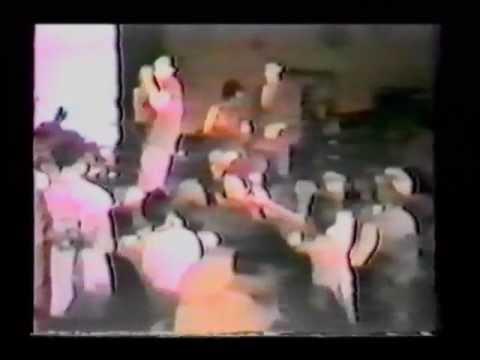 Negative Approach -  live 1984