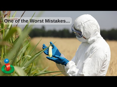 Hear Why GMOs Are 'One of the Worst Mistakes We Ever Make'