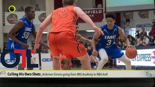 Anfernee Simons takes alternate route to NBA | Outside the Lines | ESPN