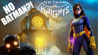 My HONEST Thoughts On Gotham Knights (w/@Degenerate Jay)