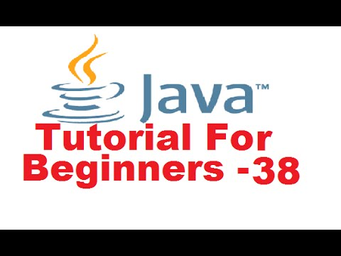 java tutorials with examples for beginners