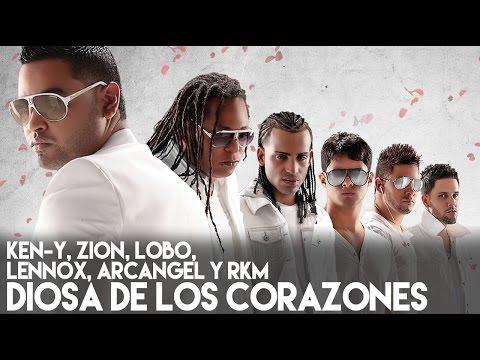 Ken-Y, Zion, Lobo, Lennox, Arcangel, RKM -...