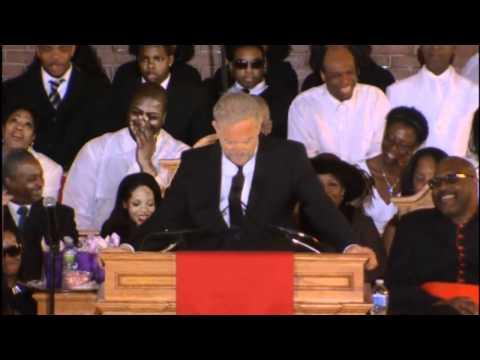 "Whitney's Funeral Donnie McClurklin ""STAND"" Original"