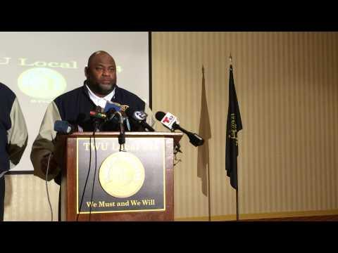 TWU Local 234 President Willie Brown Predicts Strike