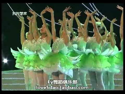 《茉莉花》幼儿舞蹈