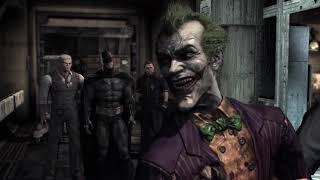 Batman Arkham Asylum • 4K UHD Starting Block Gameplay • PC