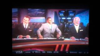 micheal strahan doing the dougie
