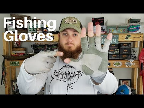 FISHING GLOVES Are A MUST (TOP 3 Reasons Why)