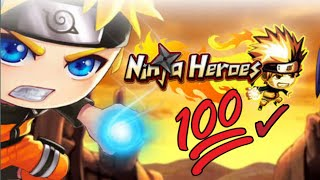 Cheat Gold NINJA HEROES Anti Banned  2017