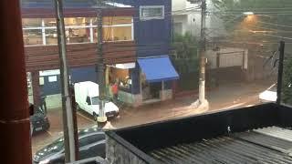 Chuva volumosa em São Paulo (SP)