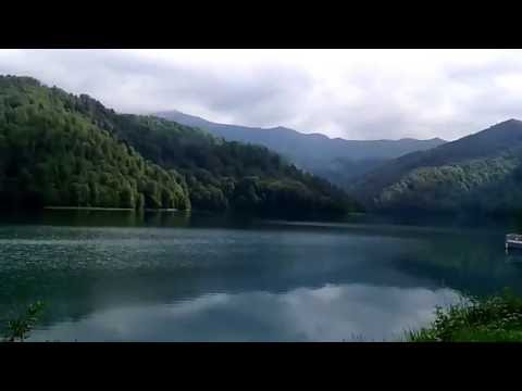 Göy göl/ Blue lake Azerbaijan