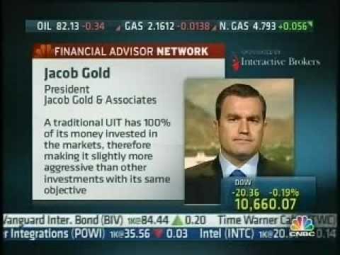 Jacob Gold explains Unit Investment Trusts on CNBC