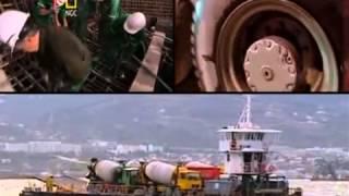 Bridge Construction, Floating, Top-down Method