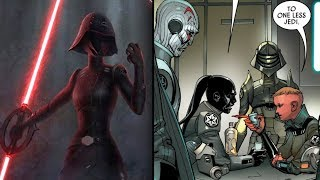 What the Inquisitors did in Their Free Time [Canon] - Star Wars Explained