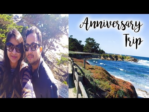 Monterey, Big Sur Trip || Indian / US Family Vlog