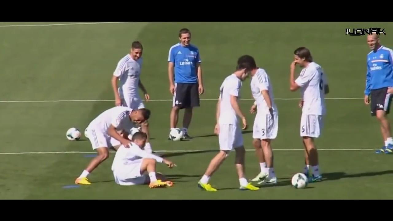 Download Bale Benzema Cristiano Ronaldo BBC ● Best Friends   Funny moments 2016