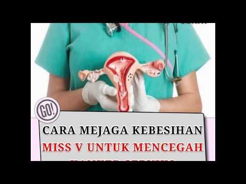 cara menjaga kebersihan miss V untuk mencegah kanker serviks