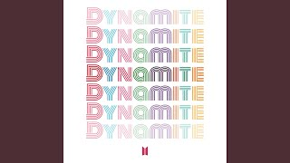 Dynamite (Acoustic Remix)