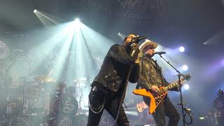 Black Is Beautiful - The BossHoss - Live@Arena Leipzig