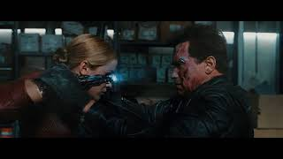 Terminator 3: T-850 vs T-X