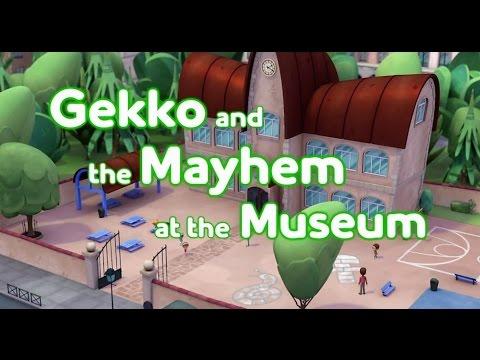 PJ Masks English Episode 15 | Gekko And The Mayhem At The Museum | Full HD #KidsCartoonTv
