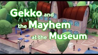 PJ Masks English Episode 15 | Gekko And The Mayhem At The Museum | Full HD #KidsCartoonTv