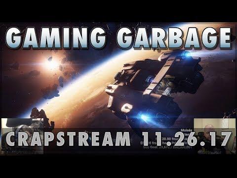 Gaming Garbage: LAUREN PLAYS STAR CITIZEN