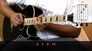 Sunshine Of Your Love - Eric Clapton (aula de violão)