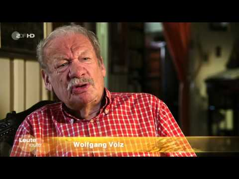Leute heute ZDF  2015-08-14 17:45 - Wolfgang Völz wird 85