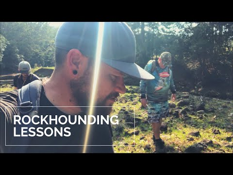 Lessons In Rockhounding