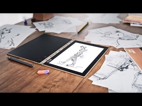 Lenovo Yoga Book Product Tour